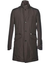 Henry Cotton's - Coat - Lyst