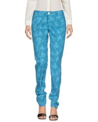 Camouflage AR and J. - Casual Trouser - Lyst