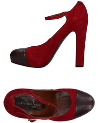 Latitude Femme - Court - Lyst