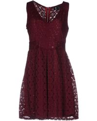 Cutie - Short Dresses - Lyst