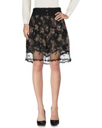 COACH - Knee Length Skirt - Lyst