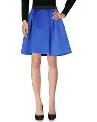 Who*s Who - Knee Length Skirt - Lyst