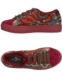 Etro - Low-tops & Trainers - Lyst