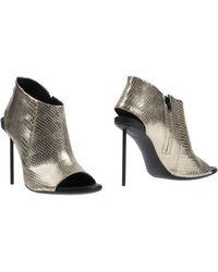 Vic Matié - Shoe Boots - Lyst