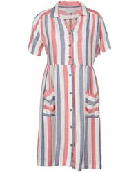 Solid & Striped - Short Dress - Lyst