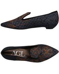 Agl Attilio Giusti Leombruni - Loafers - Lyst
