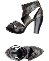 Gianni Barbato - Sandals - Lyst