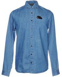 Lazy Oaf - Denim Shirt - Lyst