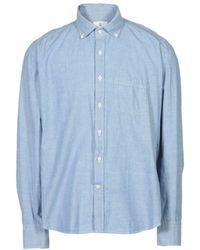 Slowear - Shirt - Lyst