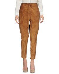 Manila Grace | Casual Pants | Lyst