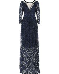 Sonia Fortuna - Long Dress - Lyst