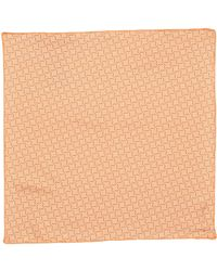 Versace - Square Scarf - Lyst