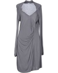 Tru Trussardi - Knee-length Dress - Lyst