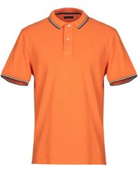 AT.P.CO - Polo Shirt - Lyst