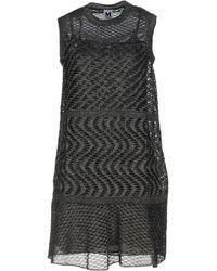 M Missoni - Short Dress - Lyst