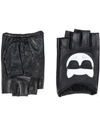 Karl Lagerfeld - Guantes - Lyst