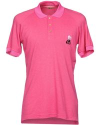 John Galliano | Polo Shirt | Lyst