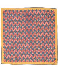 Bally - Square Scarf - Lyst