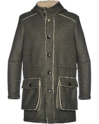 Officina 36 - Coat - Lyst