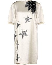 Marc By Marc Jacobs - Short Dress - Lyst