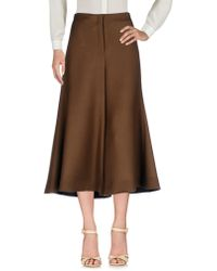 Céline - 3/4-length Shorts - Lyst
