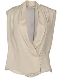 BGN - Sleeveless Shirt - Lyst