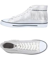 Trussardi - High-tops & Trainers - Lyst