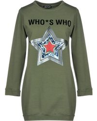 Who*s Who - Who*s Who Sweatshirt - Lyst