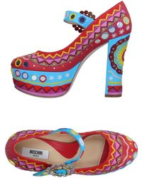 Moschino - Pumps - Lyst
