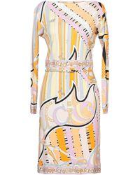 Emilio Pucci - Knee-length Dress - Lyst