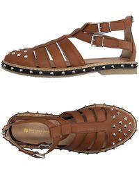 La Bottega Dell'artigiano - Sandals - Lyst