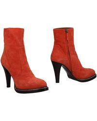 Veronique Branquinho - Ankle Boots - Lyst