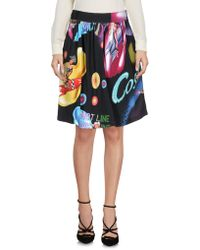 Jeremy Scott - Knee Length Skirt - Lyst