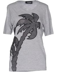 DSquared²   T-shirt   Lyst
