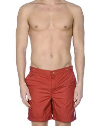 Robinson Les Bains - Swimming Trunks - Lyst