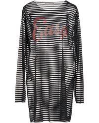 Boutique De La Femme - Short Dress - Lyst