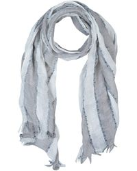 Armani Jeans - Oblong Scarf - Lyst