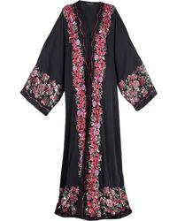 Dolce & Gabbana Vestido largo - Negro