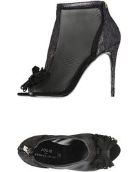 Jolie By Edward Spiers - Booties - Lyst