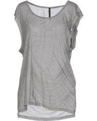 Manila Grace - T-shirt - Lyst