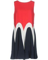 Piu' & Piu'   Short Dress   Lyst