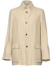 Givenchy - Overcoat - Lyst