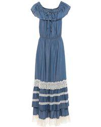 Liu Jo - Long Dress - Lyst