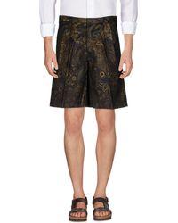 Etro - Bermuda Shorts - Lyst