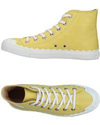 Chloé | High-tops & Sneakers | Lyst