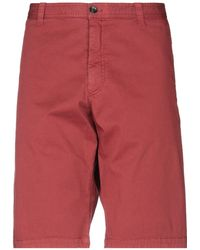 Armani - Bermuda Shorts - Lyst