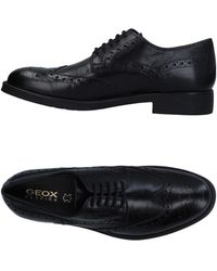 Geox - Lace-up Shoe - Lyst