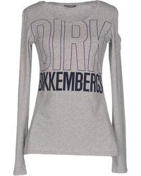 Dirk Bikkembergs - T-shirts - Lyst