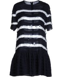 RED Valentino - Short Dress - Lyst