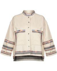 Velvet By Graham & Spencer - Embroidered Jacket - Lyst